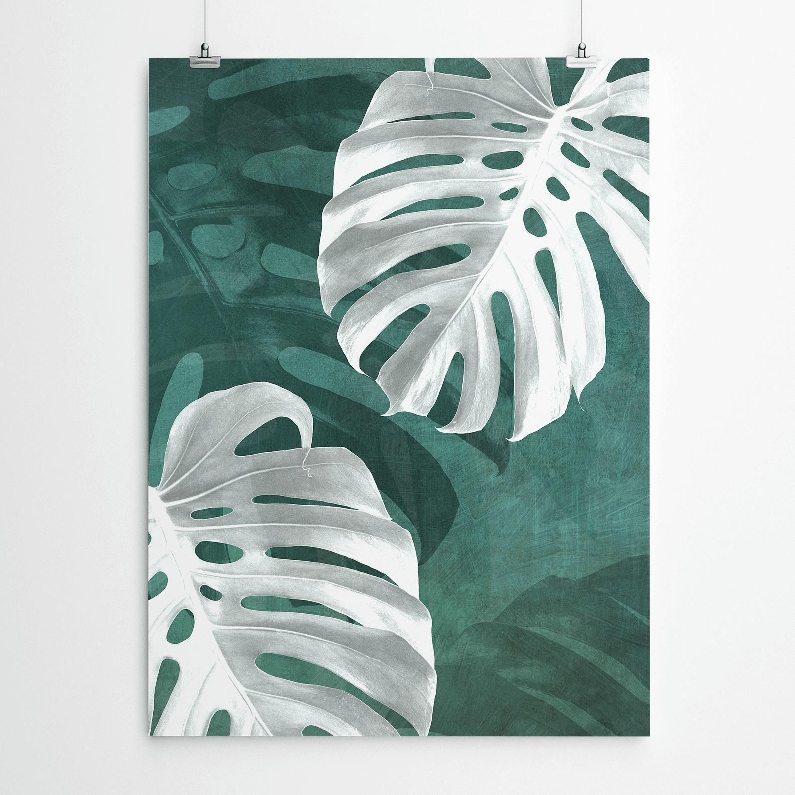 Tropical Art Canvas | Artworld Art World For Tropical Wall Art (View 3 of 20)