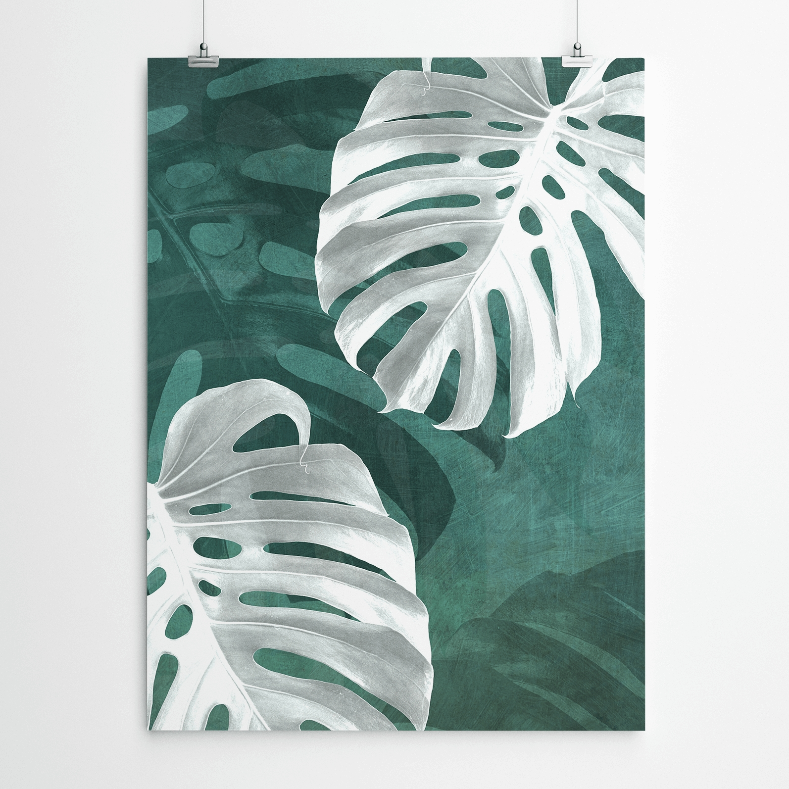 Tropical Art Canvas | Artworld Art World Intended For Wall Art Prints (View 6 of 20)