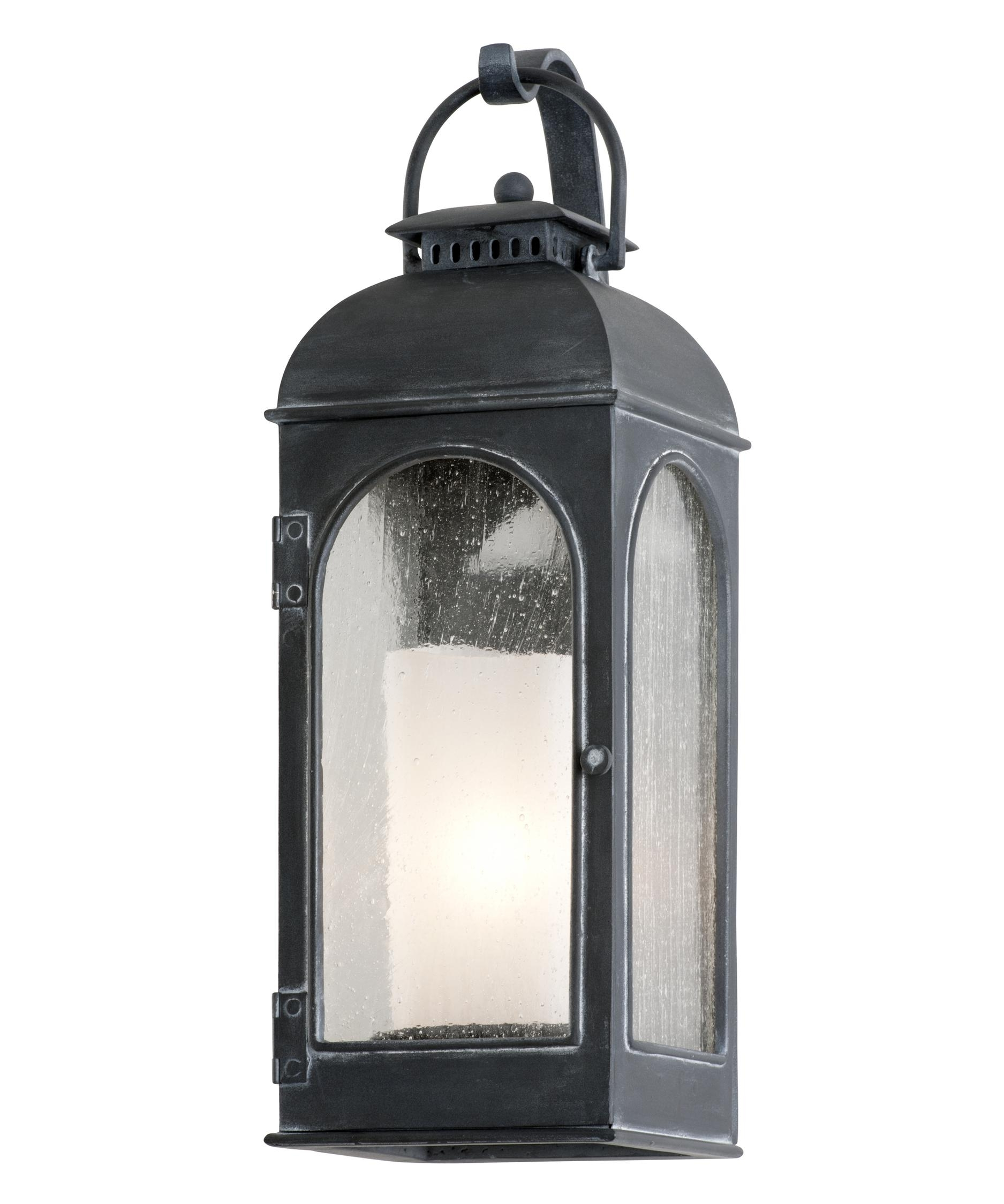 Troy Lighting B3281 Derby 6 Inch Wide 1 Light Outdoor Wall Light for Outdoor Lanterns At Bunnings (Image 19 of 20)