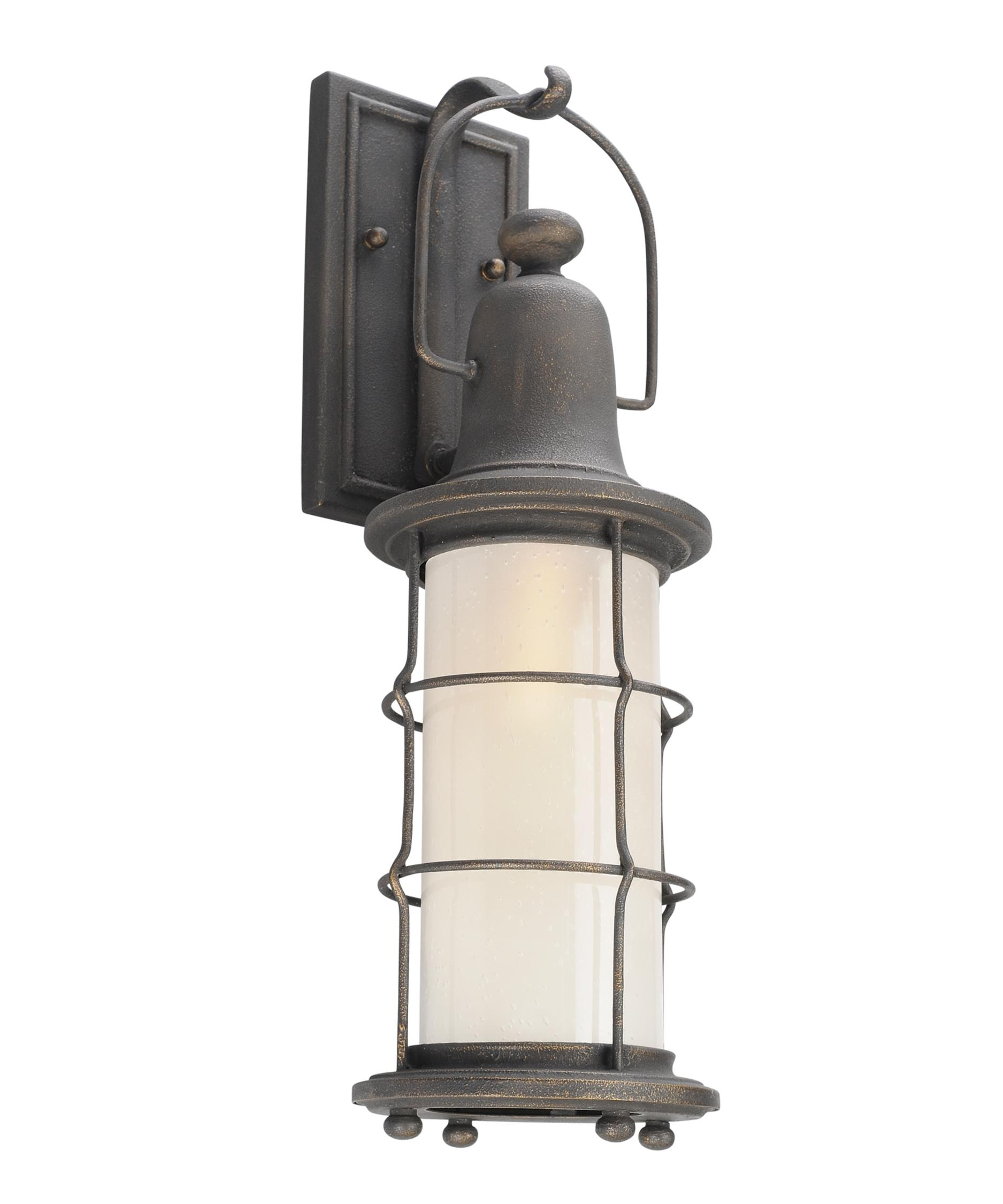 Troy Lighting B4441 Maritime 6 Inch Wide 1 Light Outdoor Wall Light intended for Outdoor Nautical Lanterns (Image 18 of 20)
