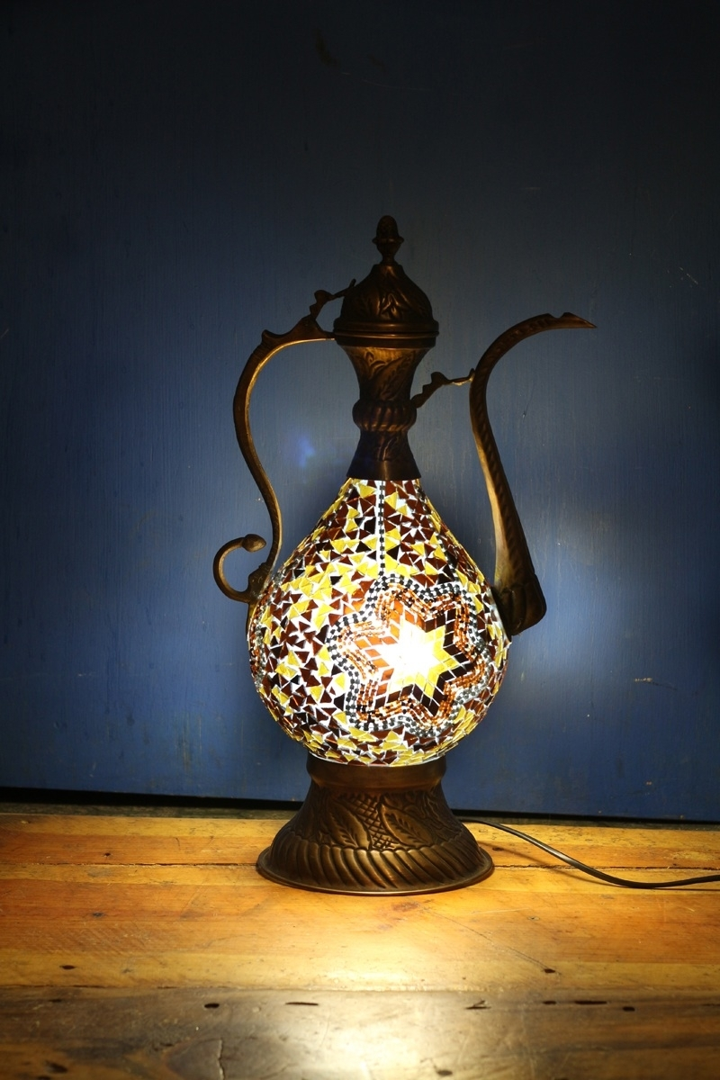 Turkish Mosaic Lamps – 10 Reasons To Buy! | Warisan Lighting Inside Outdoor Mosaic Lanterns (View 18 of 20)