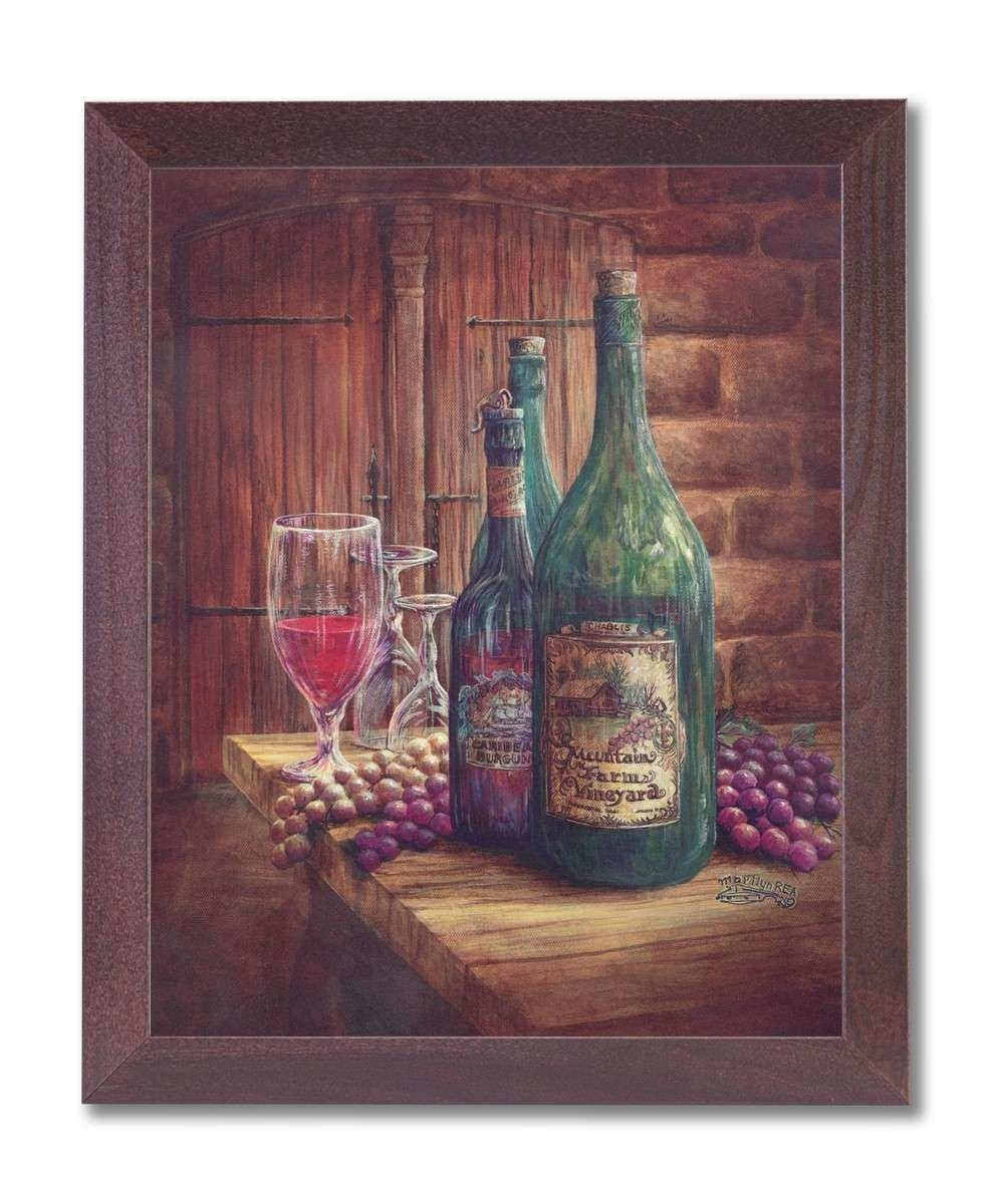 Tuscan Wall Art Unique Wine Grapes Kitchen Tuscan Contemporary Wall With Regard To Tuscan Wall Art (View 19 of 20)