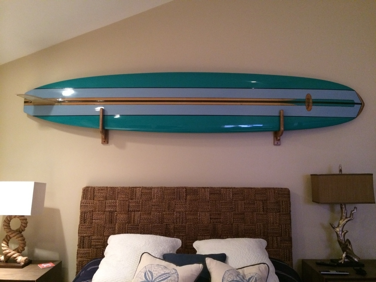 Unfinished Surfboard Wall Decor — Room Decor : How To Select In Surfboard Wall Art (View 15 of 20)