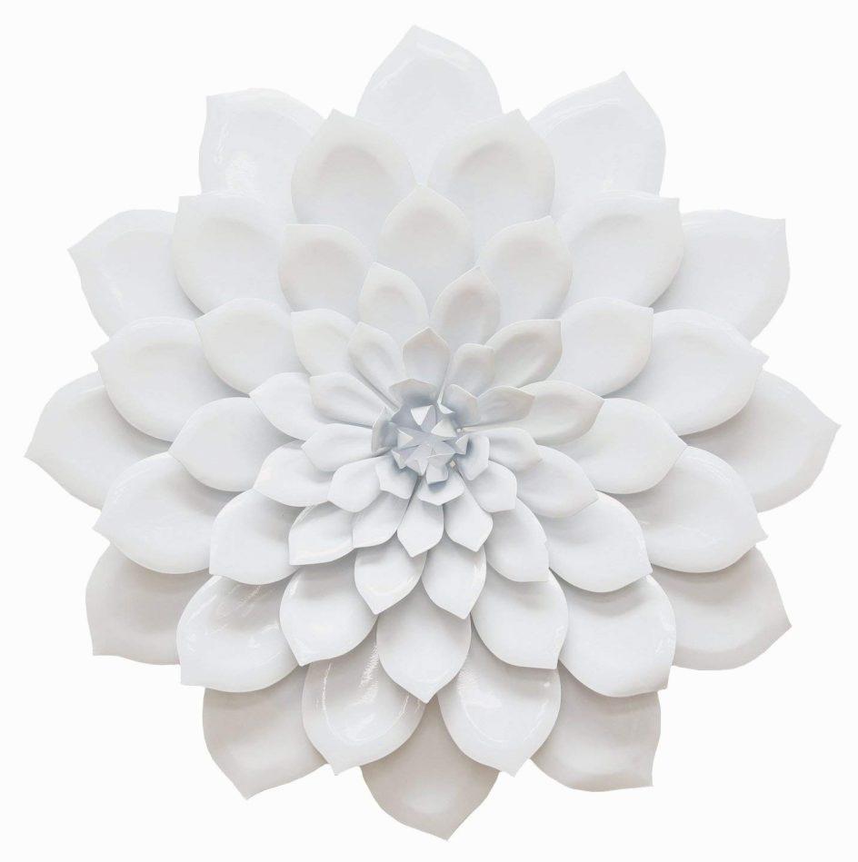 Unique Gorgeous Metal Flower Wall Art 20 | Best Roses Flower With Regard To Metal Flowers Wall Art (View 6 of 20)