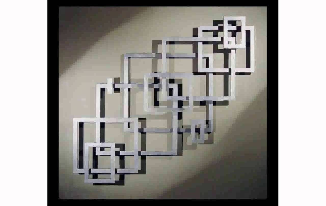 Unique Wall Art Ideas - Youtube with regard to Unusual Wall Art (Image 8 of 20)