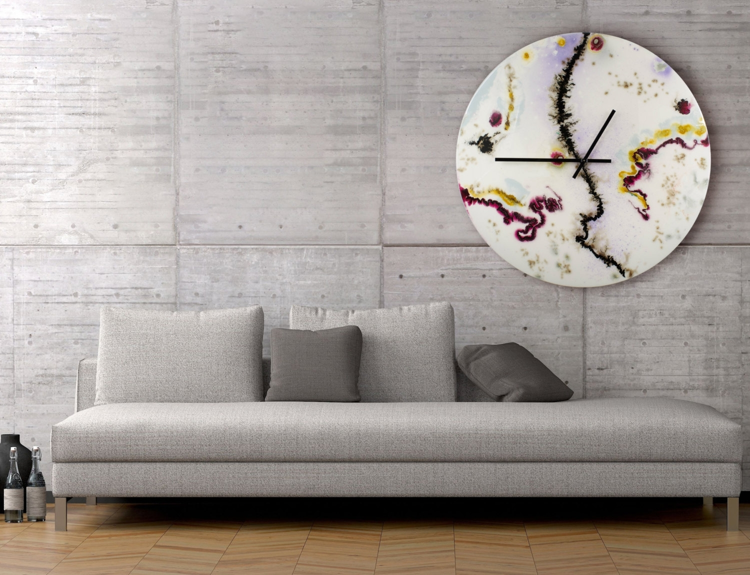 Unusual Wall Murals Photos In] Unique Wall Mural, Unusual Wall Art with regard to Unusual Wall Art (Image 15 of 20)