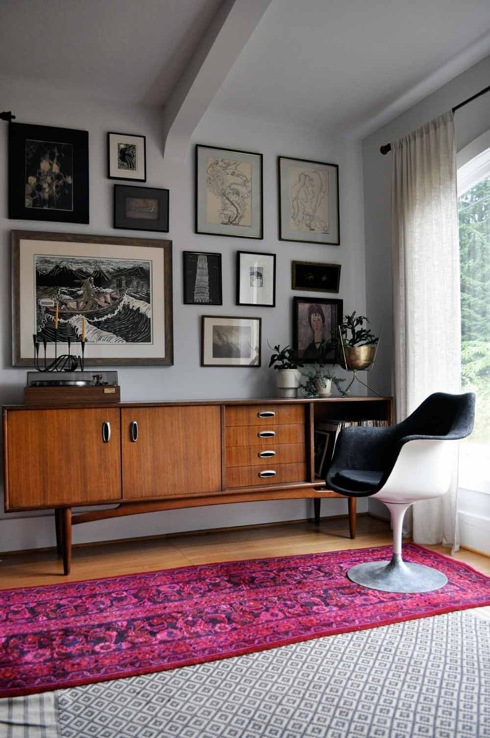 Updated Style: Mid Century Modern | Mid Century Modern Design, Mid Within Mid Century Wall Art (View 19 of 20)