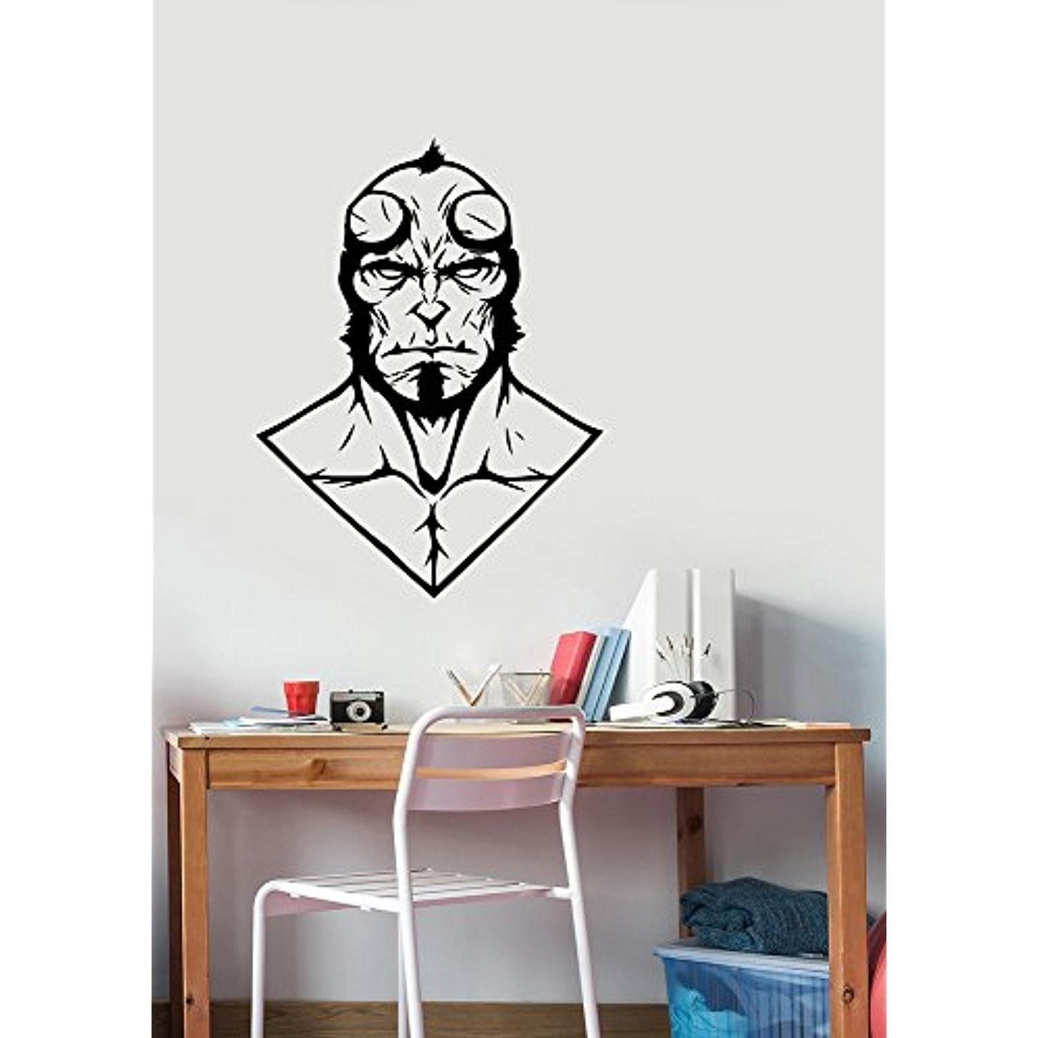 Urban Outfitters Wall Decal Marvelous Wall Decal Headboard Queen with Urban Outfitters Wall Art (Image 17 of 20)
