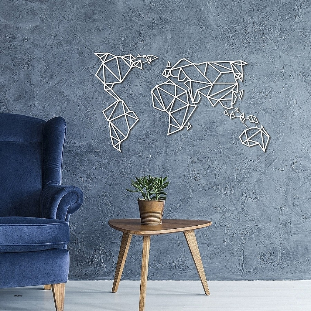 Vertical Metal Wall Art Unique Wall Ideas Wall Art World Map Inside intended for Vertical Metal Wall Art (Image 15 of 20)