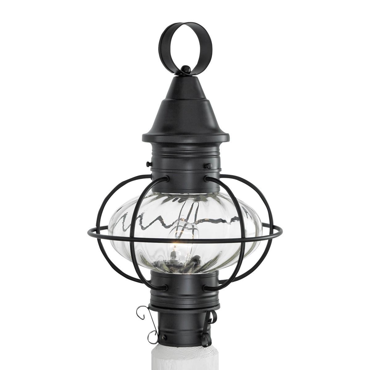 Vidalia Outdoor Glass Onion Post Light within Outdoor Lighting Onion Lanterns (Image 20 of 20)
