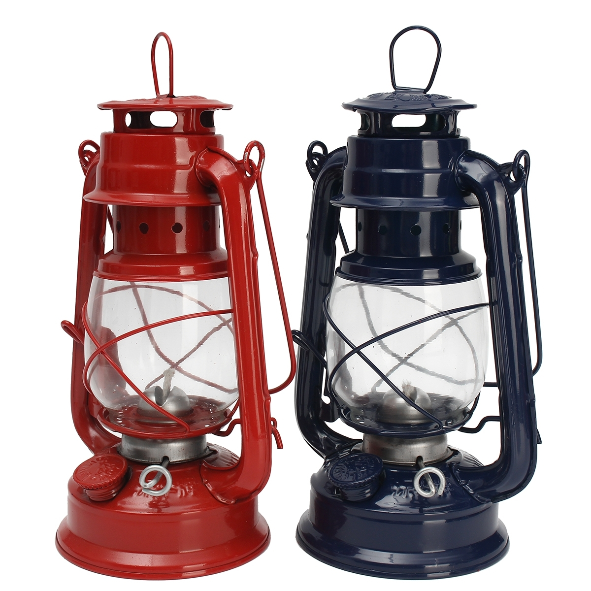 Vintage Oil Lamp Lantern Kerosene Paraffin Hurricane Lamp Light pertaining to Outdoor Kerosene Lanterns (Image 20 of 20)