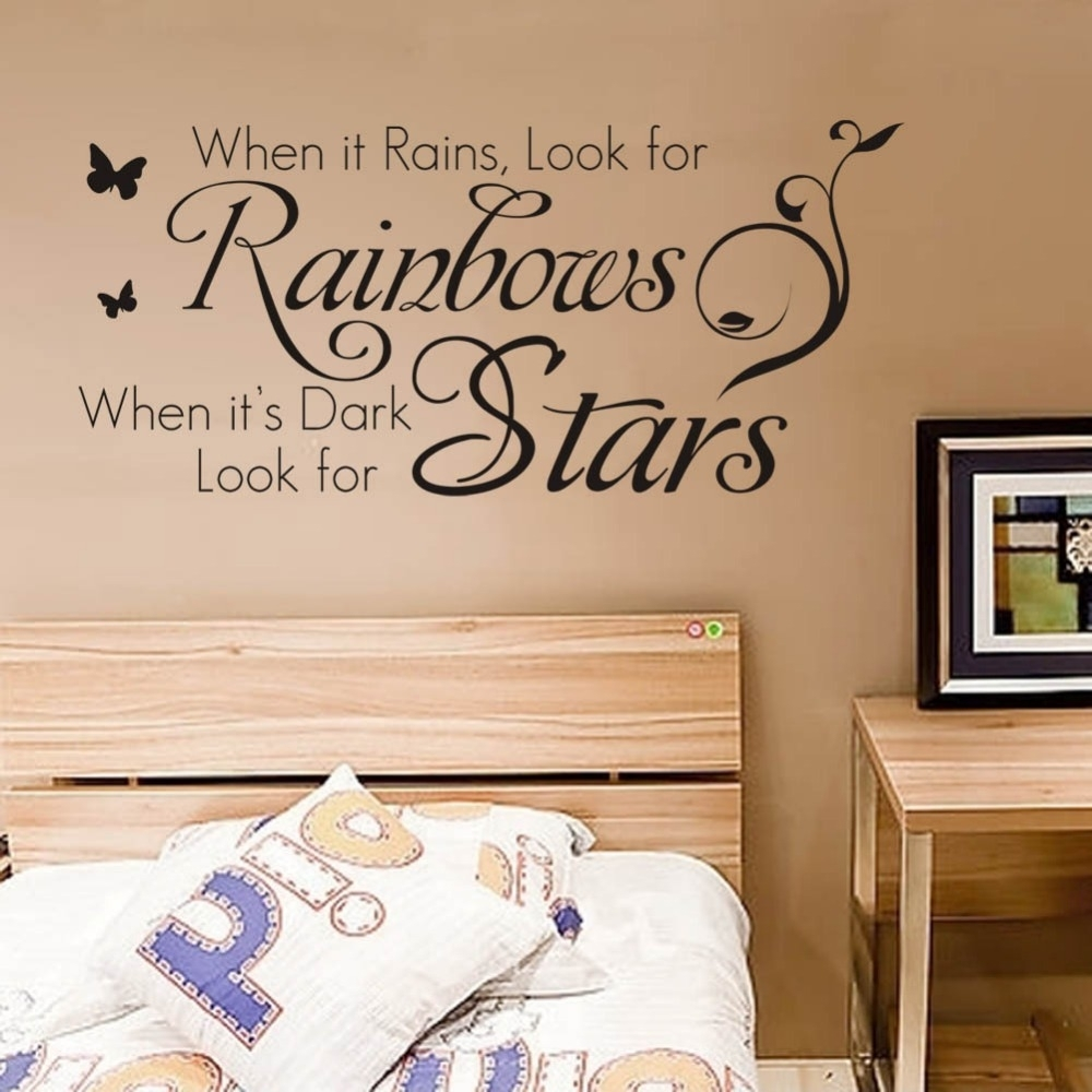 Vinyl Inspirations Wall Decals - Interactifideas in Inspirational Wall Art (Image 17 of 20)