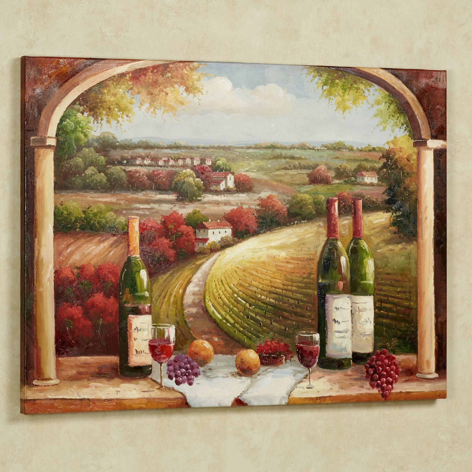 W Great Tuscan Wall Art – Wall Decoration And Wall Art Ideas Throughout Tuscan Wall Art (View 2 of 20)