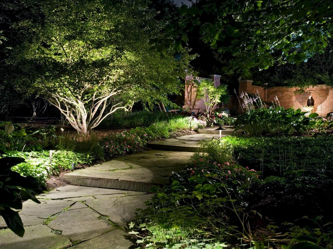 Walkway Outdoor Landscape Lighting : Latest Trend In Outdoor pertaining to Outdoor Yard Lanterns (Image 20 of 20)