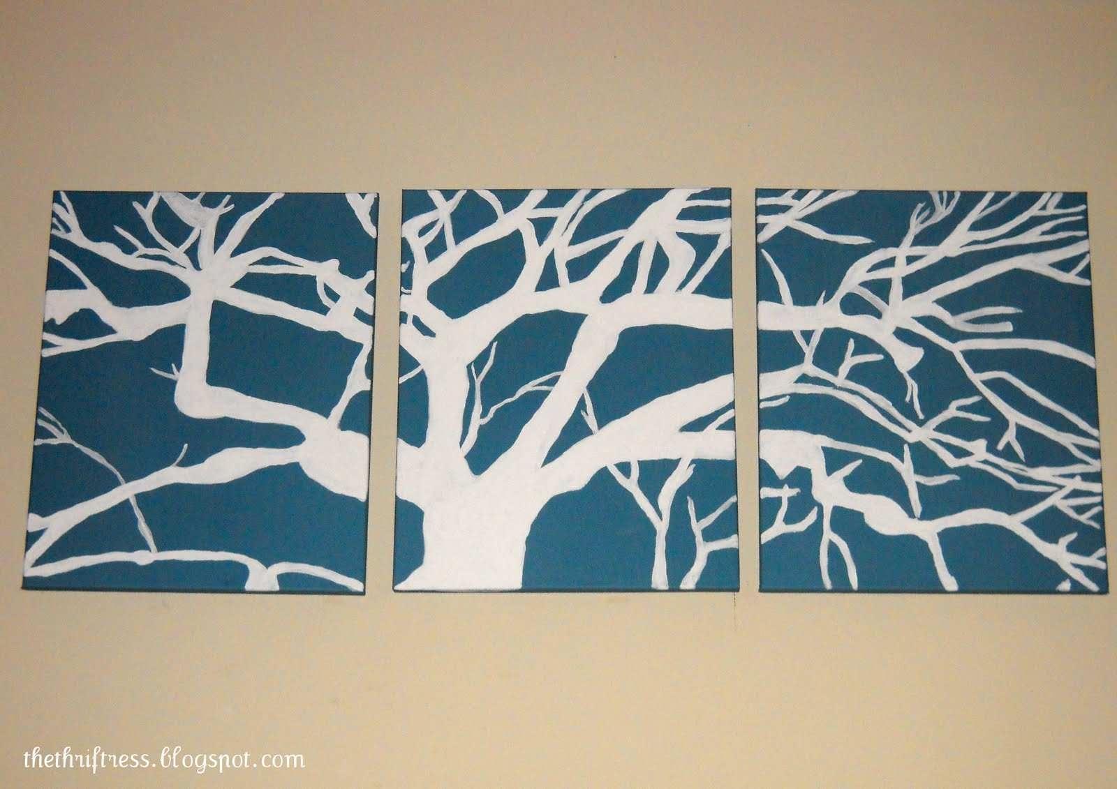 Wall Art Canvas Painting Fresh Diy Canvas Wall Art Vertical Home With Diy Canvas Wall Art (Photo 11 of 20)