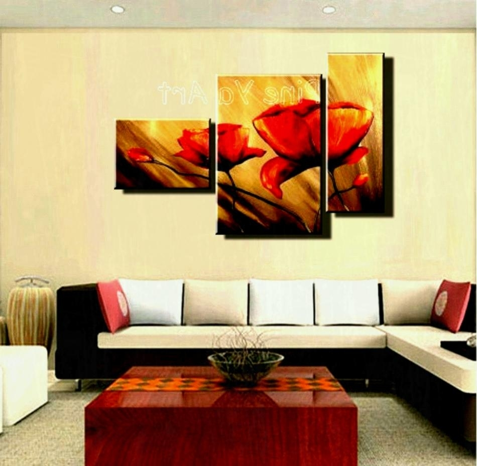 Wall Art Designs Discount Piece Abstract Modern Canvas Within Most With Discount Wall Art (View 9 of 20)