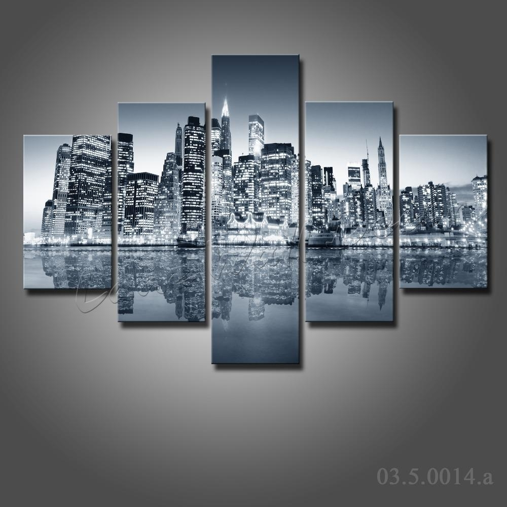 Wall Art Designs Popular Wall Art New York City From Best Artist Intended For New York City Wall Art (Photo 2 of 20)