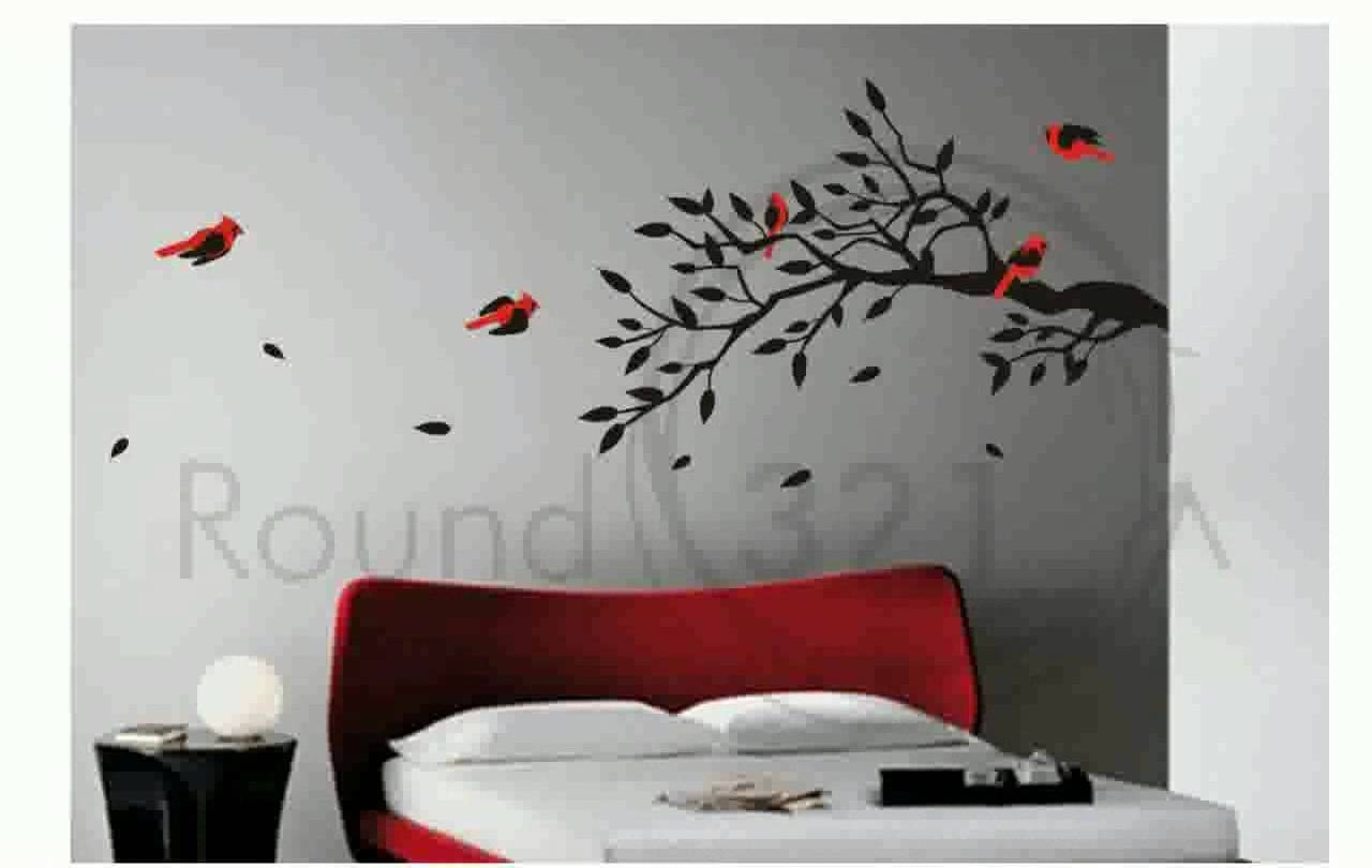 Wall Art Stickers For Living Room – Youtube With Regard To Wall Art Stickers (View 13 of 20)