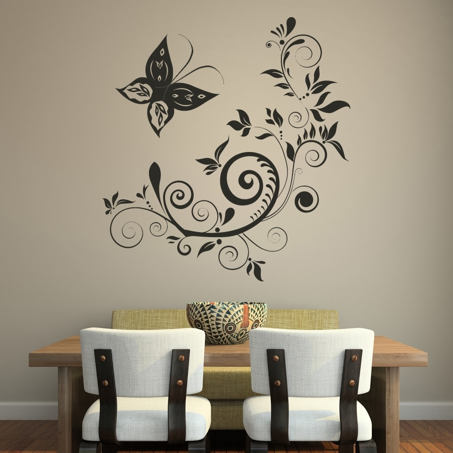 Wall Art Vinyl - Gloss throughout Art for Walls (Image 15 of 20)