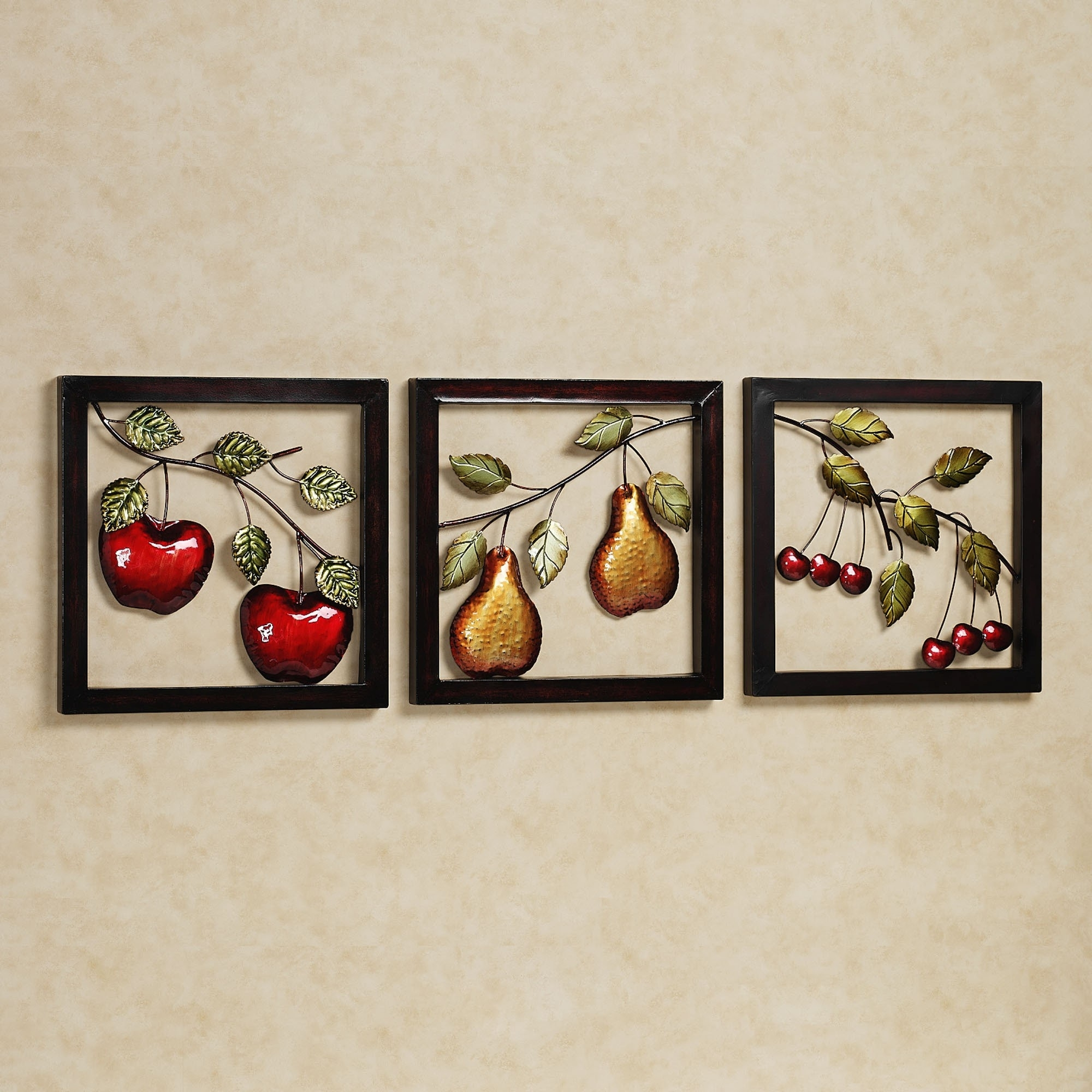 Wall Decor For Kitchen Terrific Captivating Kitchen Metal Wall Art In Kitchen Metal Wall Art (Photo 3 of 20)