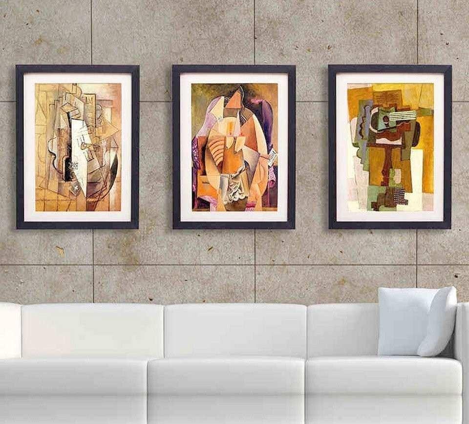 Wall Decor Framed Art Elegant Living Room Framed Wall Art | Wall Art Within Framed Wall Art For Living Room (Photo 1 of 20)