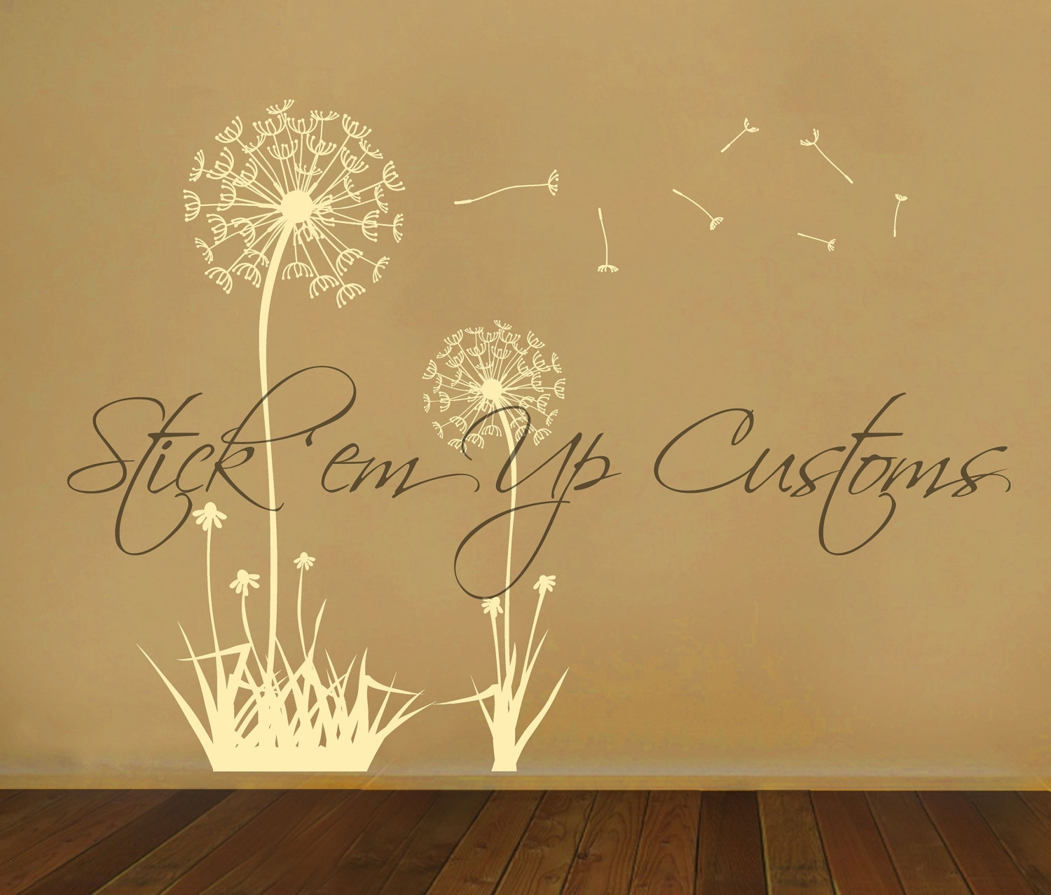 Wall Decoration. Dandelion Wall Art - Wall Decoration And Wall Art Ideas inside Dandelion Wall Art (Image 19 of 20)