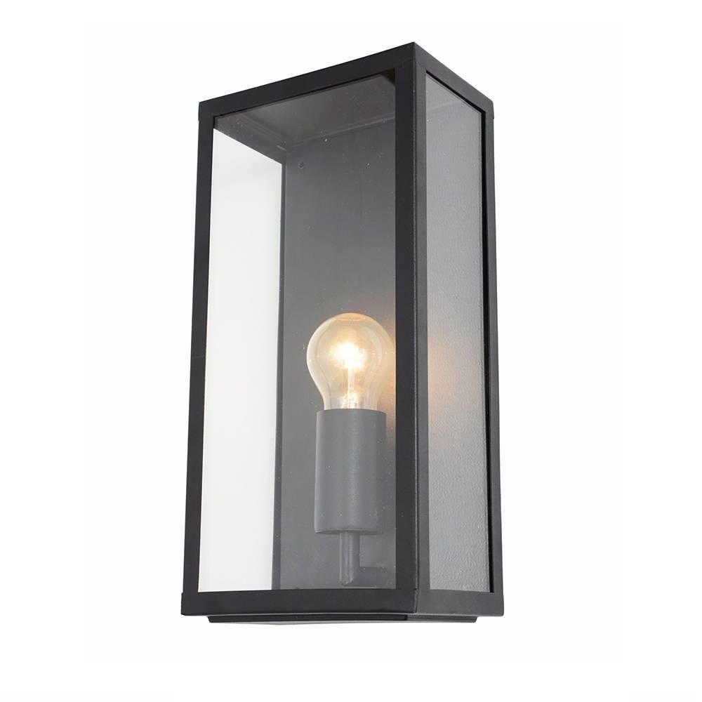 Wall Light – Outdoor Black Mersey Lantern Wall Light Pertaining To Outdoor Wall Lanterns (View 15 of 20)