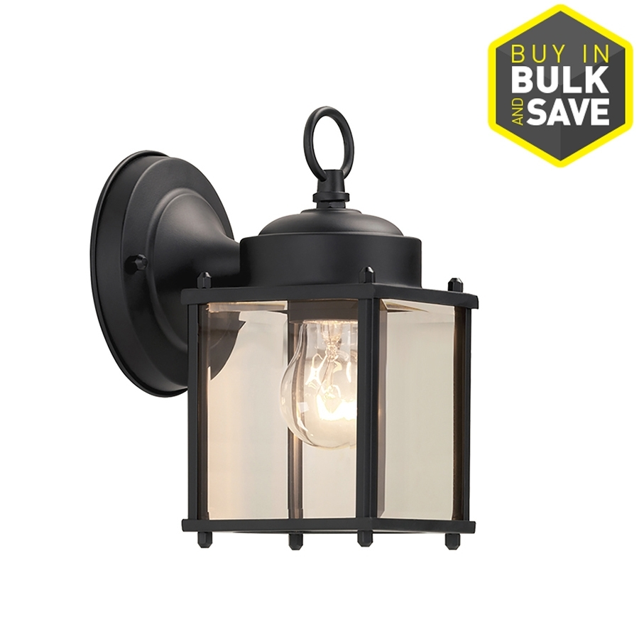 Wall Mounted Lanterns Shop Outdoor Lights At Lowescom Indoor Lantern For Outdoor Mounted Lanterns (Photo 12 of 20)