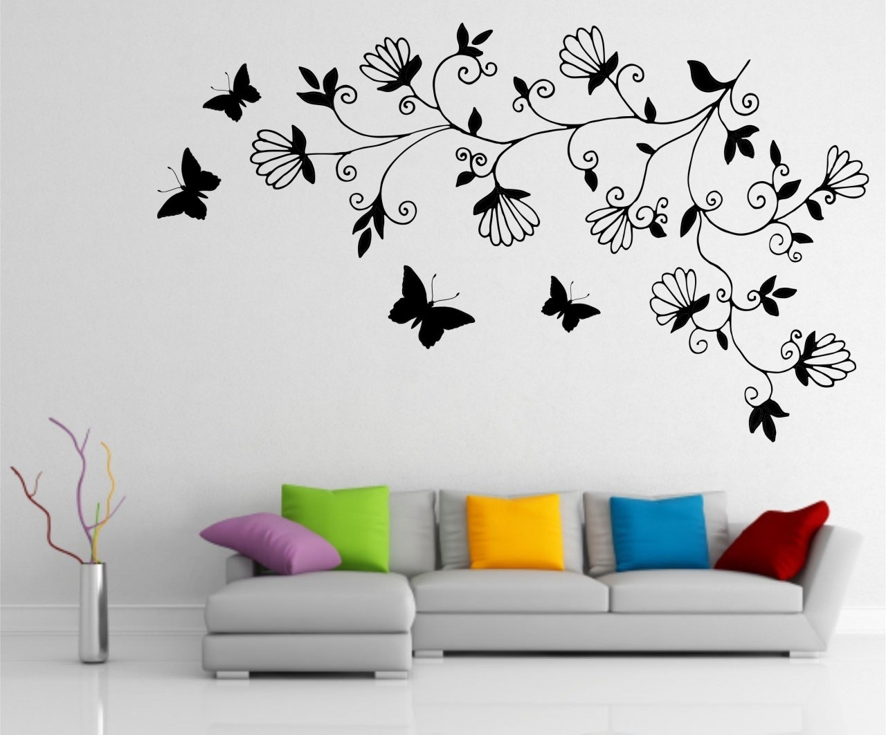 Wall Paint Designs Living Room Worthy Golime   Home Art Decor   #77394 With Regard To Living Room Painting Wall Art (Photo 10 of 20)