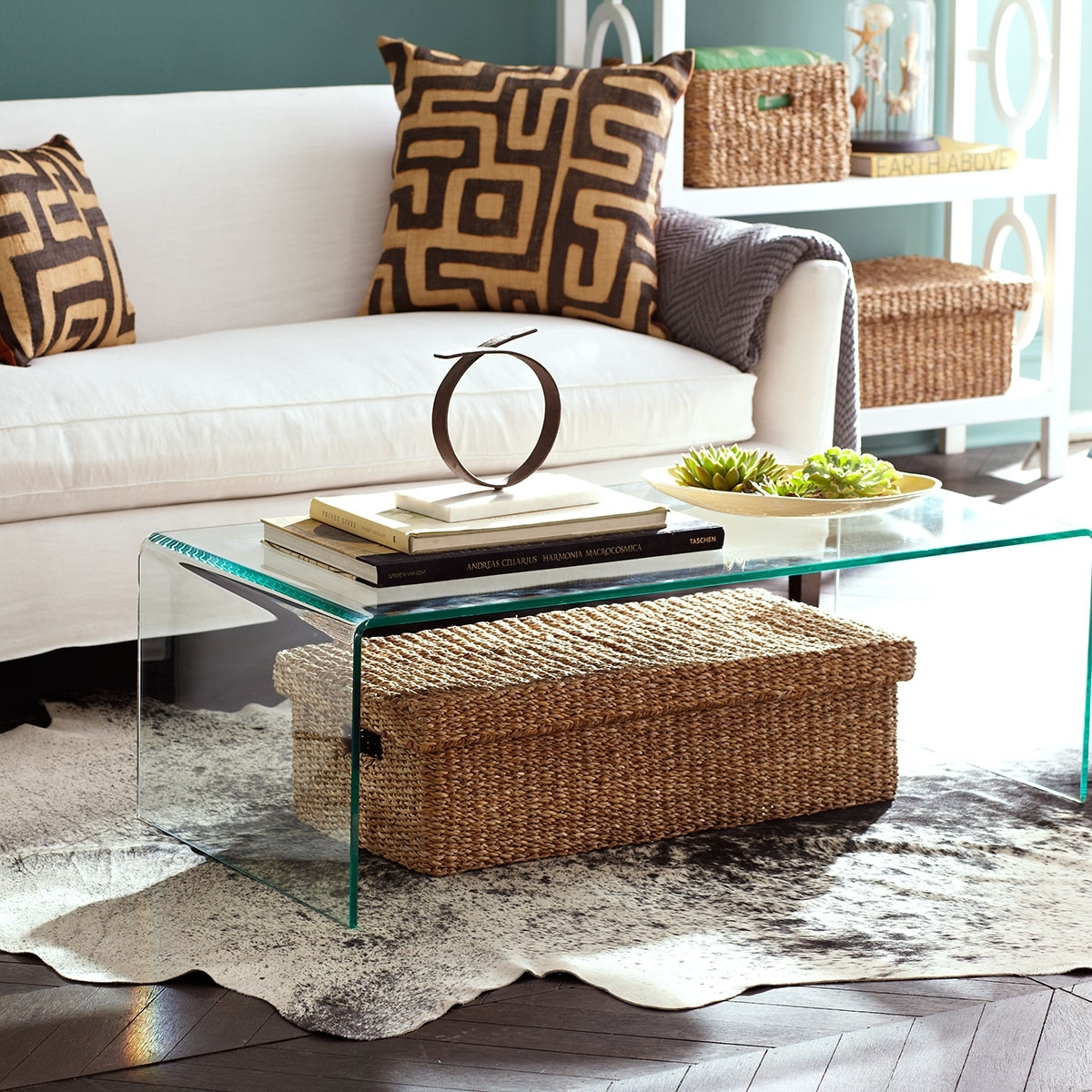 Waterfall Coffee Table | Wisteria with regard to Waterfall Coffee Tables (Image 25 of 30)