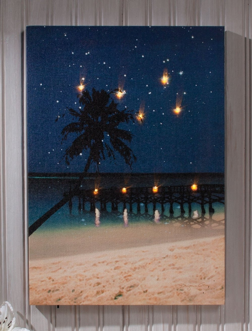 Where To Use Light Up Canvas Wall Art Warisan Lighting, Canvas for Light Up Wall Art (Image 20 of 20)