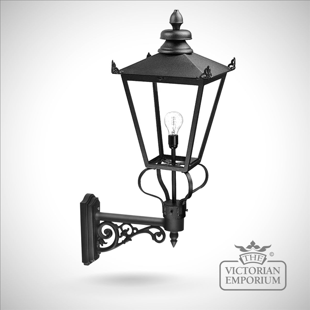 Wilmslow Wall Lantern | Outdoor Wall Lights Inside Victorian Outdoor Lanterns (Photo 5 of 20)