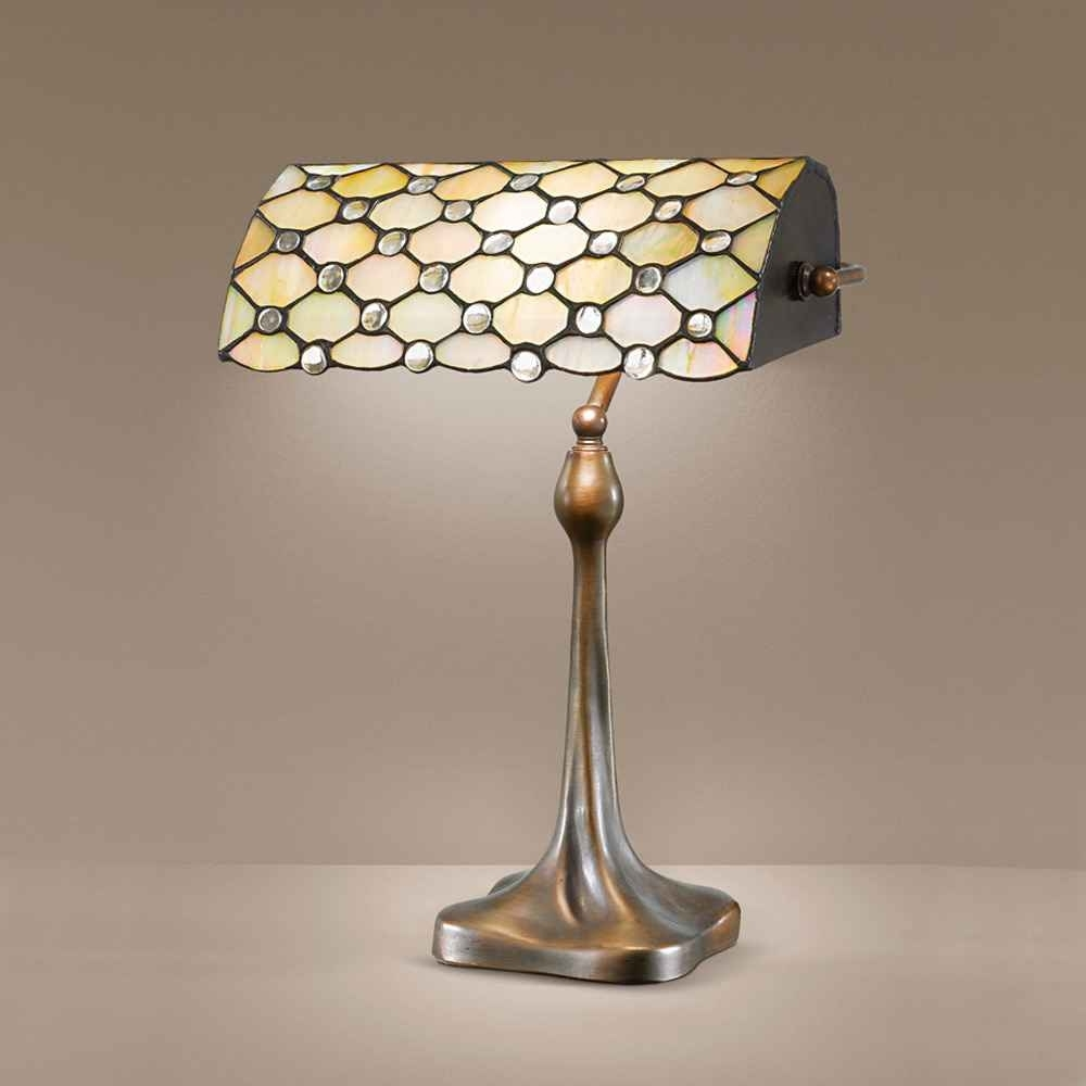 Winning Perenz T974 L Tiffany Style Desktable Lamp Retro Design From Throughout Outdoor Lanterns At Target (Photo 15 of 20)