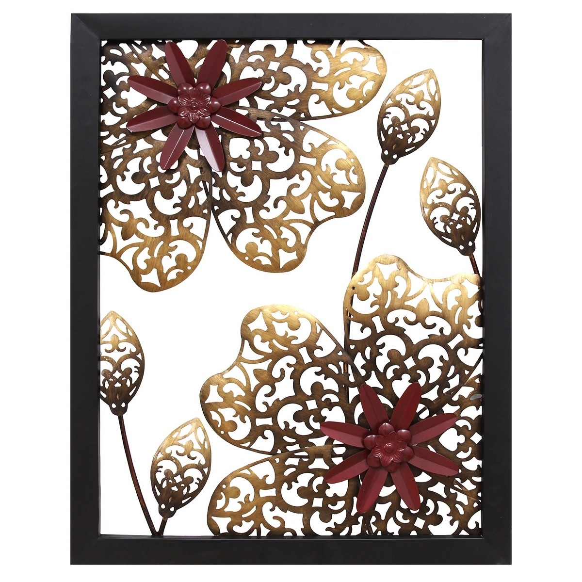Wonderful Looking Burgundy Wall Decor Small Home Inspiration Within Burgundy Wall Art (View 20 of 20)