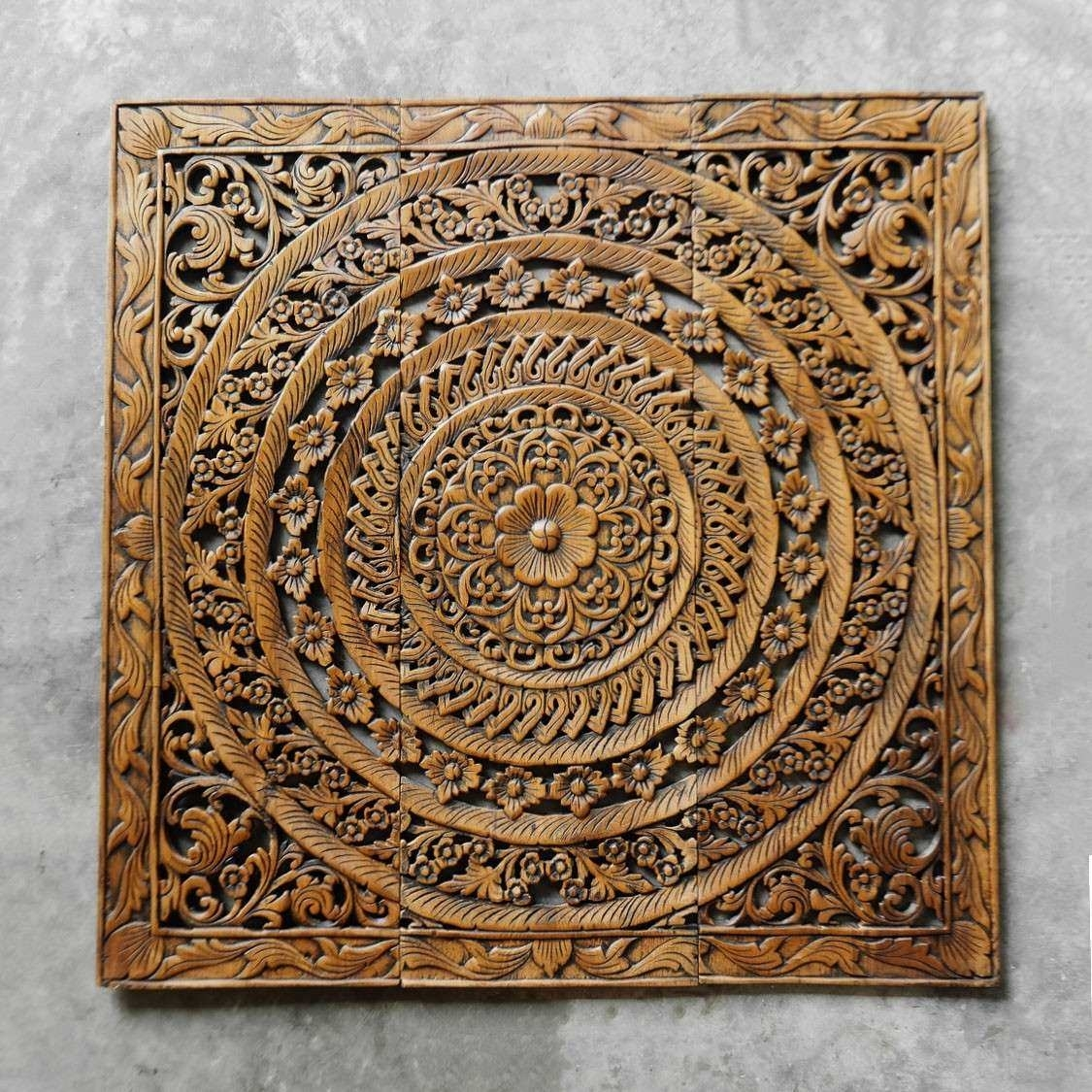 Wood Carvings Wall Decor Best Of Moroccan Wall Art | Wall Art Ideas Intended For Moroccan Wall Art (View 8 of 20)