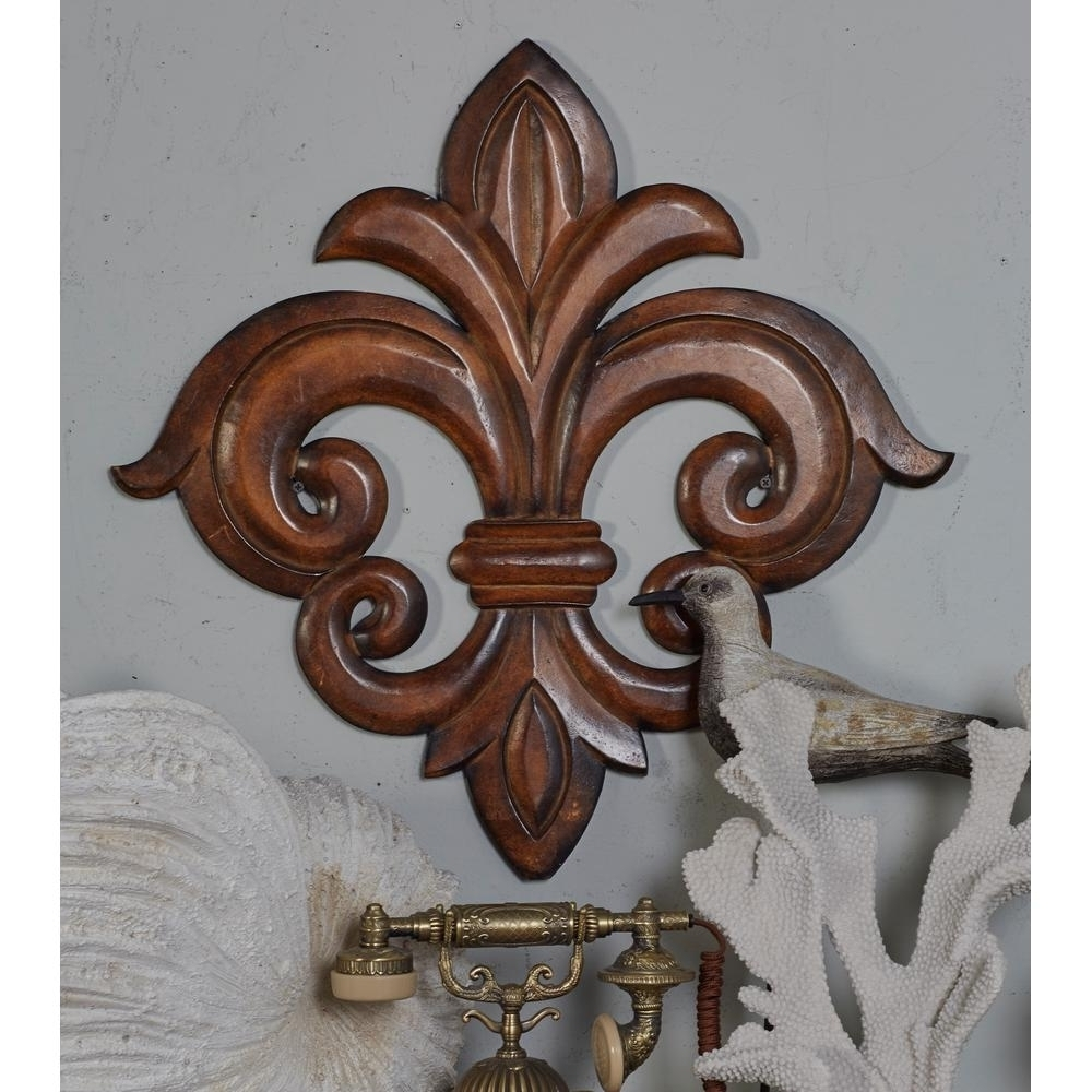 Wood Fleur De Lis Wall Decor Photos Of Fleur De Lis Metal Wall Art with regard to Fleur De Lis Wall Art (Image 19 of 20)
