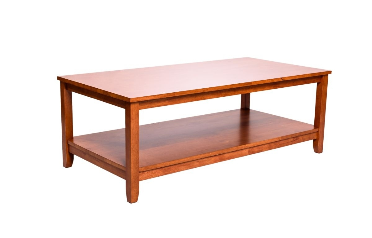 Wooden Coffee Table –  (Image 30 of 30)