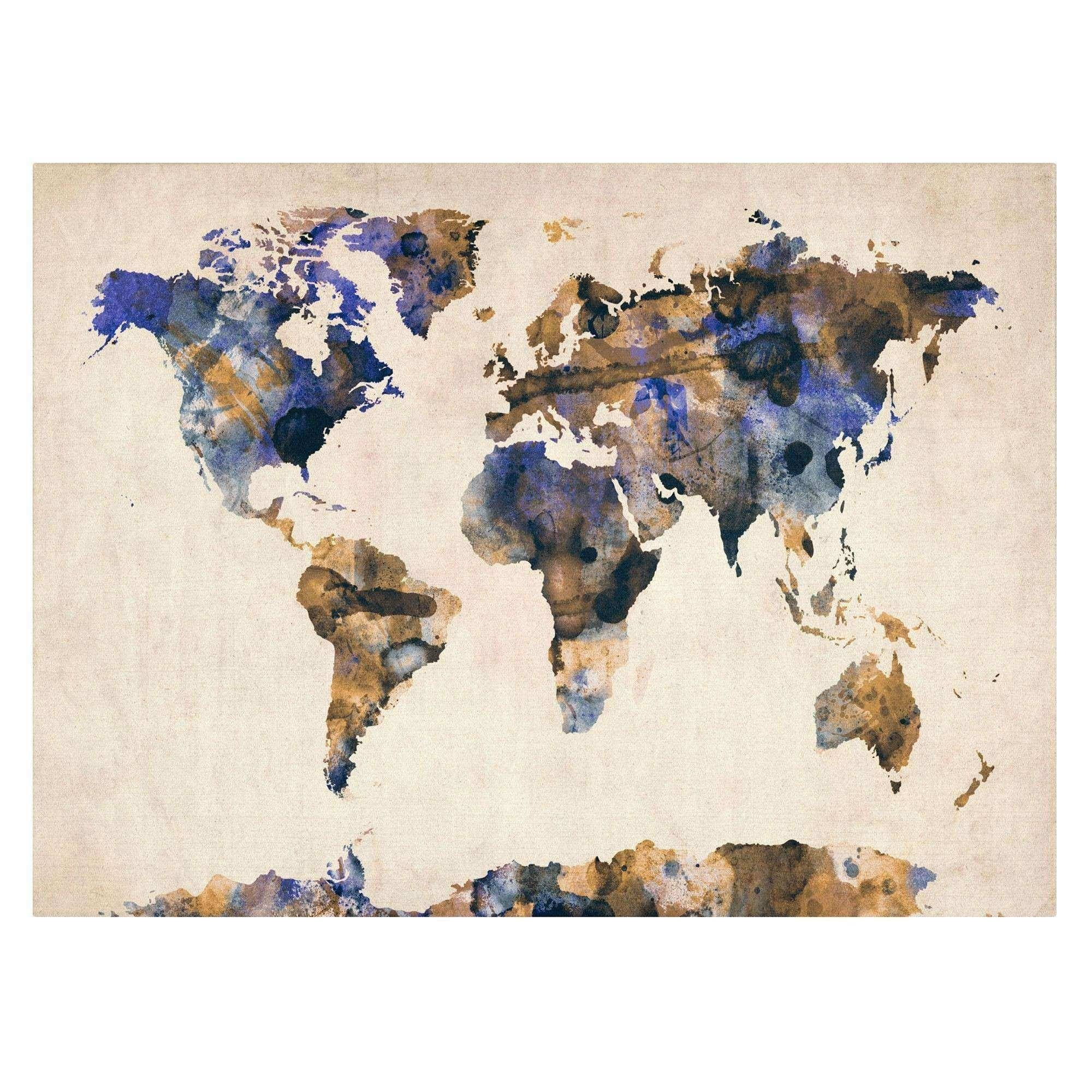 World Map Prints Wall Art Fresh Joss And Main Wall Art Pinterest in Joss and Main Wall Art (Image 20 of 20)