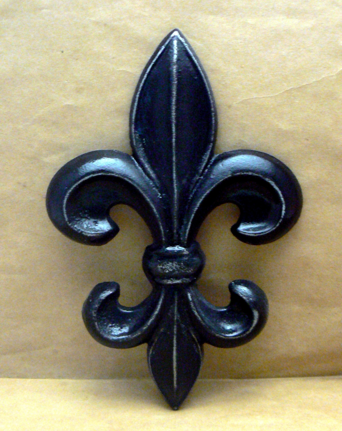 Wrought Iron Fleur De Lis Wall Art : Andrews Living Arts - Make in Fleur De Lis Wall Art (Image 20 of 20)