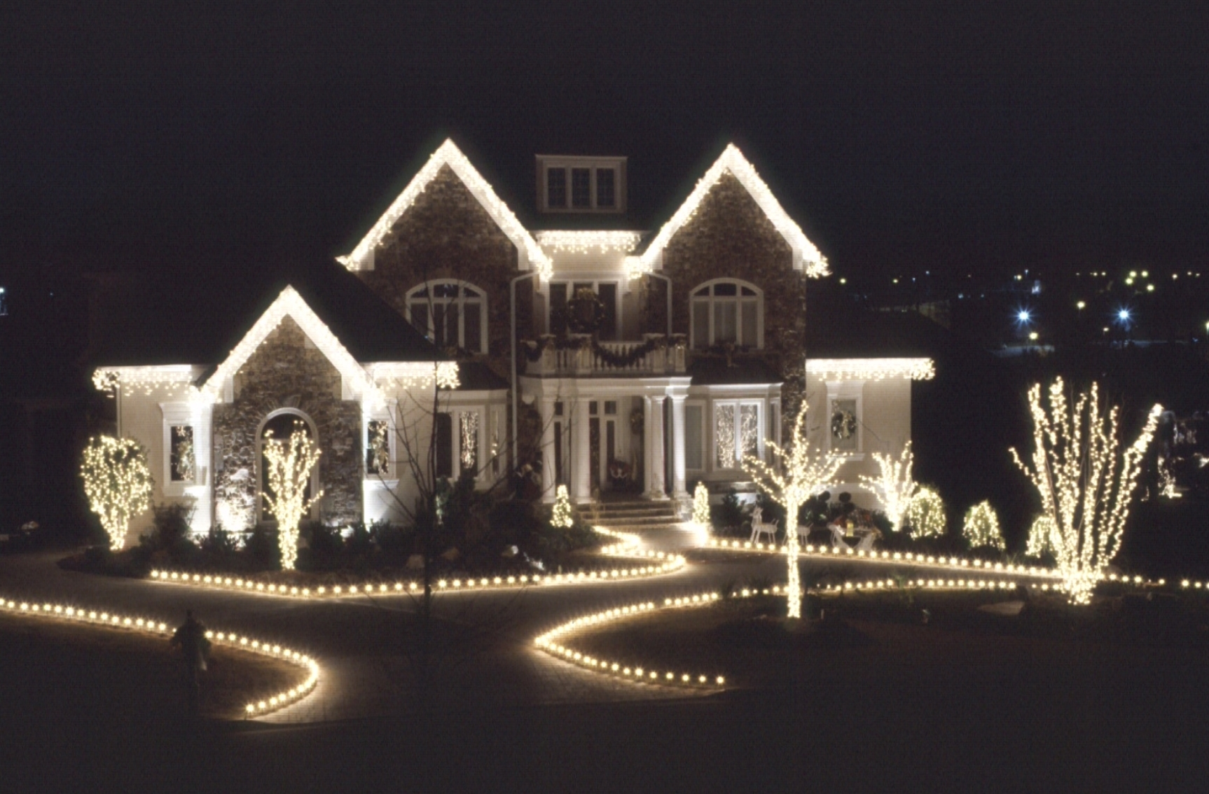 Xmas Led Outdoor Lights - Outdoor Lighting Ideas within Outdoor Xmas Lanterns (Image 20 of 20)