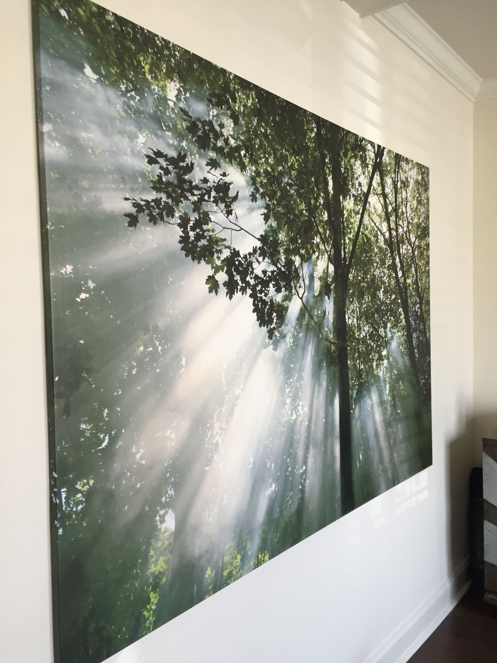 Yoga Room Wall Art- This Is From Ikea! | Meditation Room Ideas regarding Ikea Wall Art (Image 20 of 20)