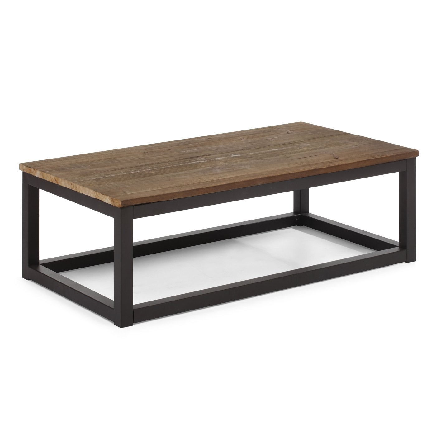 Zuo Modern 98123 Civic Center Long Coffee Table | Lowe's Canada inside Element Coffee Tables (Image 30 of 30)