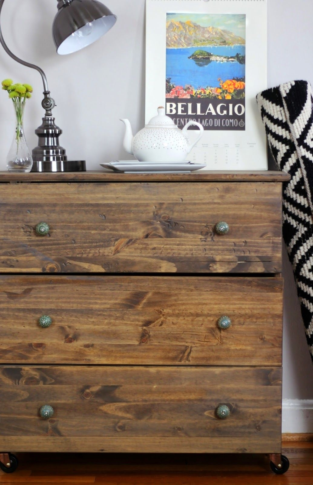 10 Amazing Ikea Tarva Hacks | Create | Pinterest | Ikea, Ikea Hack with Helms Sideboards (Image 1 of 30)