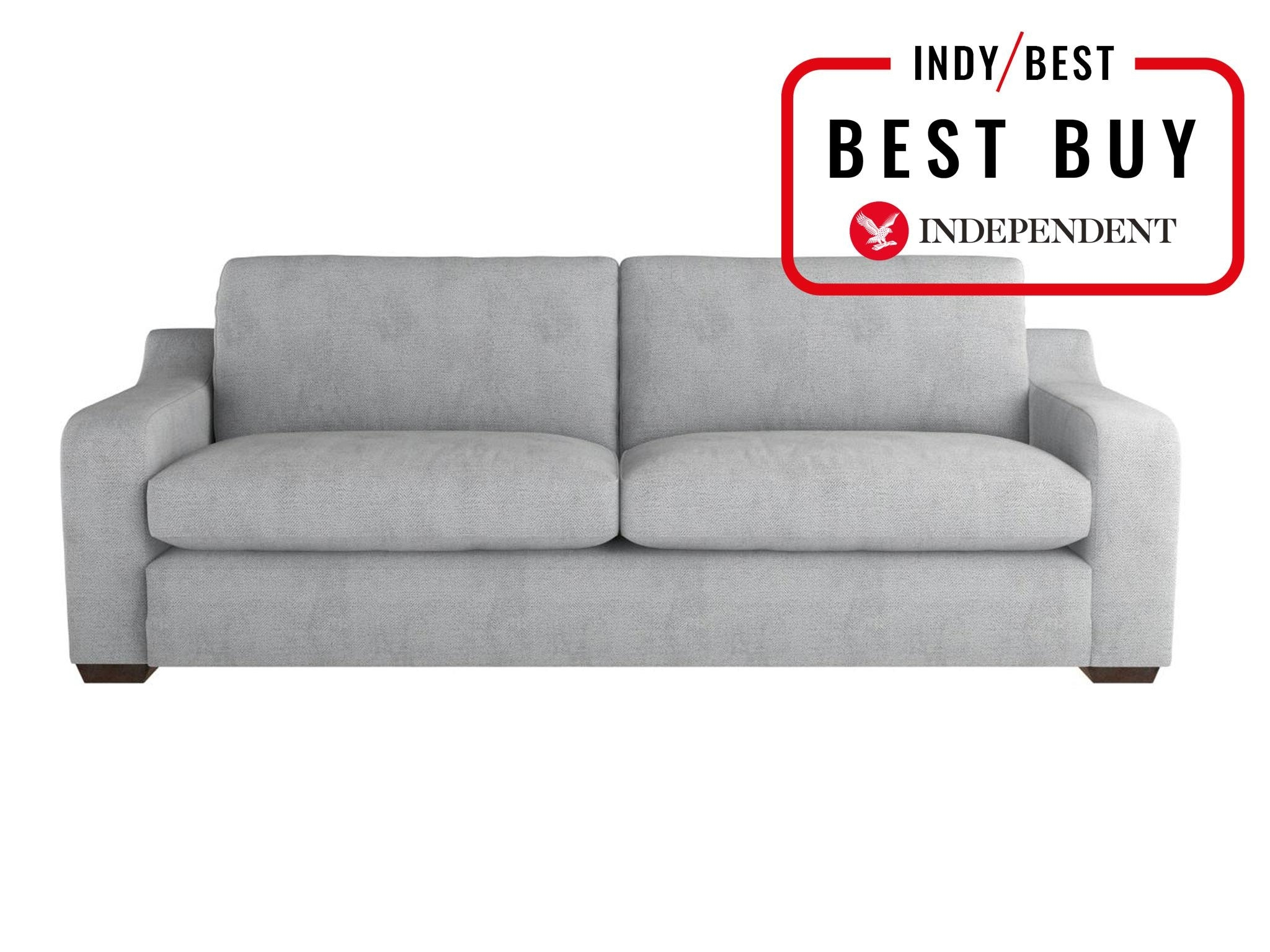 10 Best Sofas | The Independent inside Elm Grande Ii 2 Piece Sectionals (Image 2 of 30)