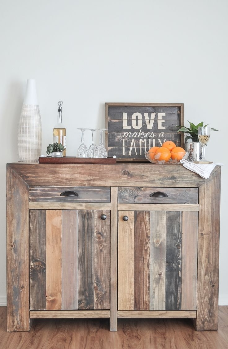 149 Best Möbel Images On Pinterest | For The Home, Furniture And with Burnt Tannin 4 Door Sideboards (Image 5 of 30)