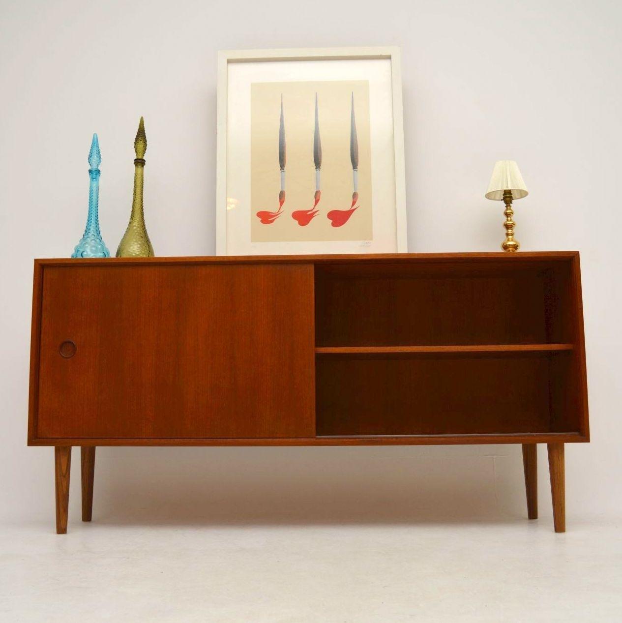 1960's Danish Teak Vintage Sideboard | Retrospective Interiors inside Vintage 8 Glass Sideboards (Image 3 of 30)