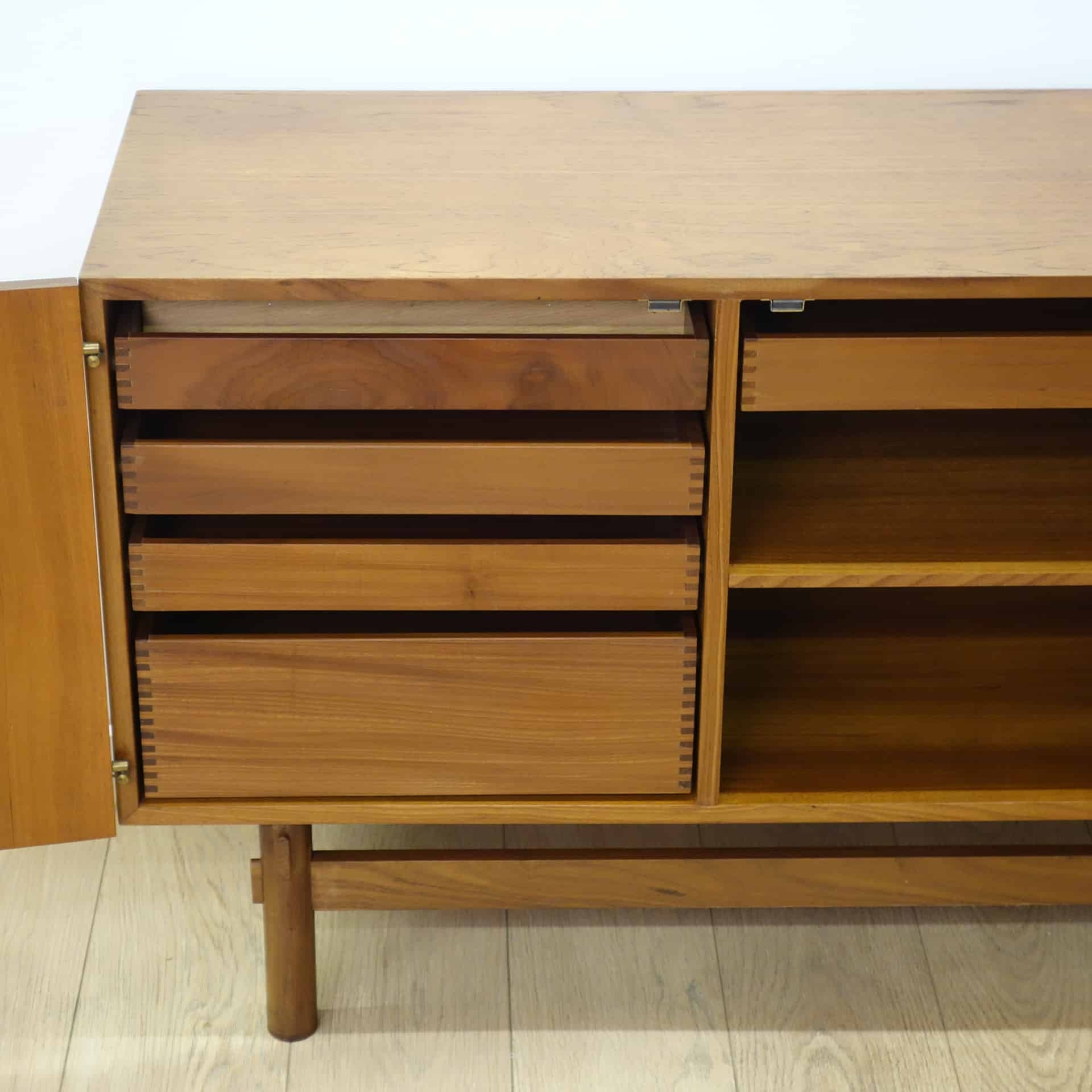 1960S Teak Sideboardvanson - Mark Parrish Mid Century Modern with regard to Parrish Sideboards (Image 2 of 30)