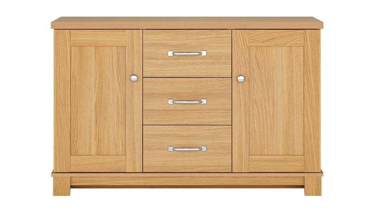 2 Door 3 Drawer Sideboard From The Banbury Range | Ahf For 3 Drawer/2 Door Sideboards (Photo 23 of 30)