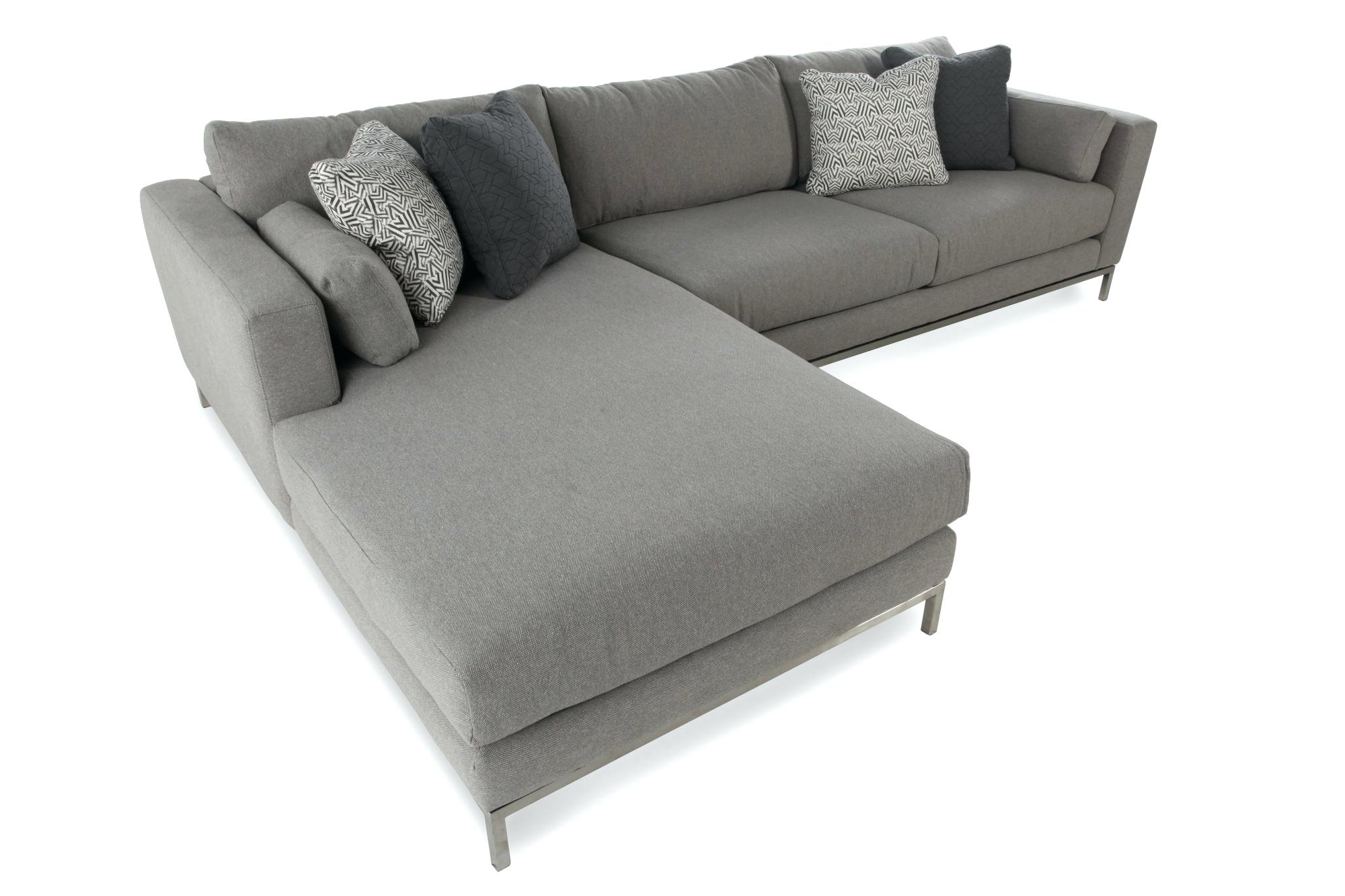 2 Piece Sectional Sofa Canada | Baci Living Room intended for Cosmos Grey 2 Piece Sectionals With Raf Chaise (Image 1 of 30)