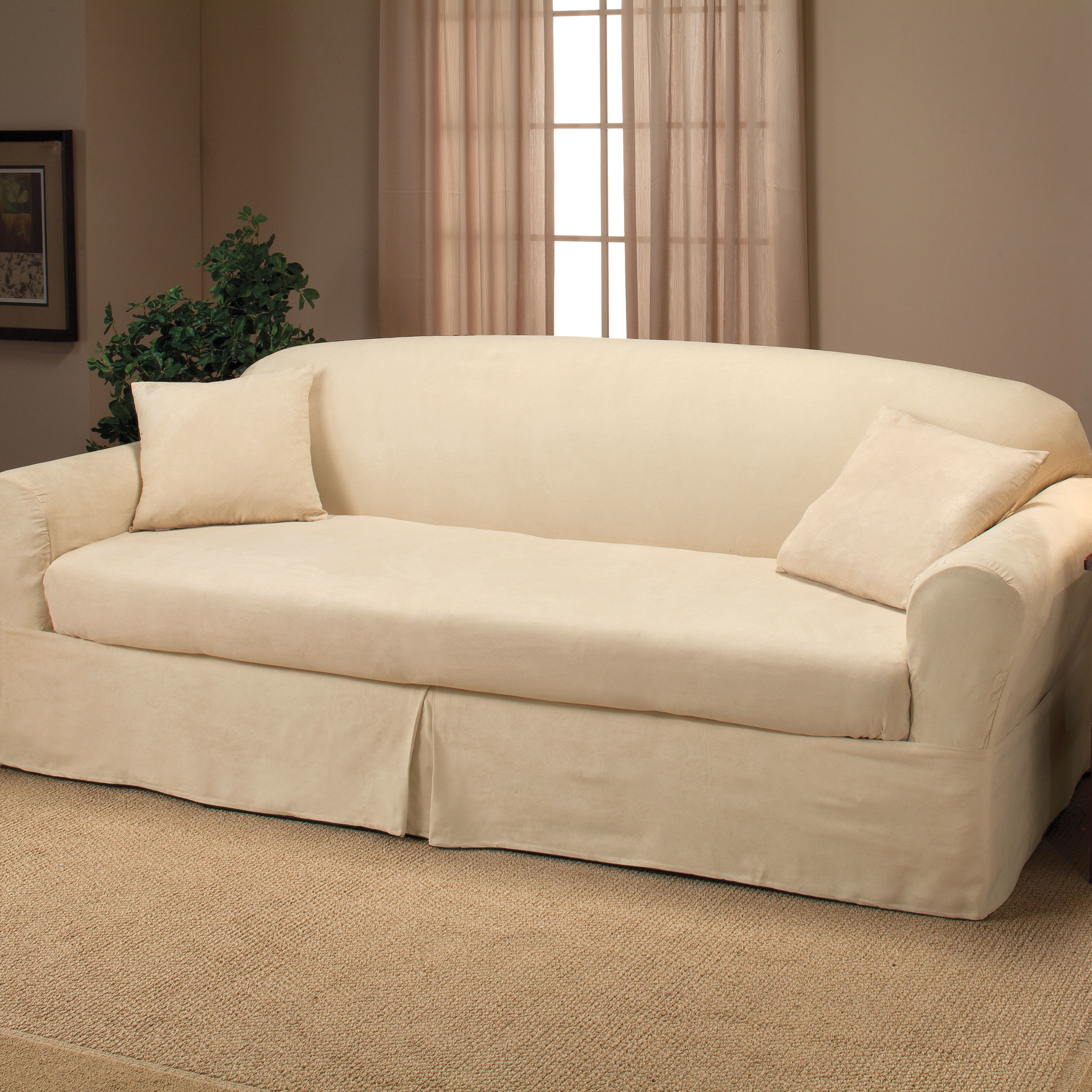 2 Piece Sectional Sofa Slipcovers - Cleanupflorida intended for Glamour Ii 3 Piece Sectionals (Image 1 of 30)
